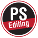 PS Editing Logo