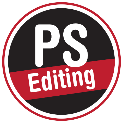 publishing PS Editing